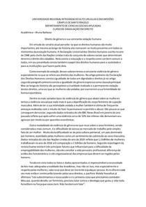 Trabalho de sociologia dia 17 04 20 - Academica Bruna Barbosa