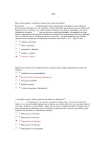 AS 6 Ciências Econômicas e Administrativas EAD UNICSUL