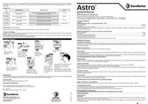 Bula Azitromicina Astro