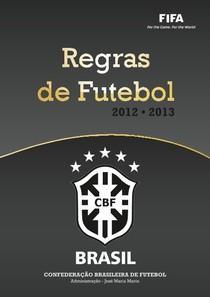 Livro de Regras Futebol de Campo - OFICIAL ATUALIZADO