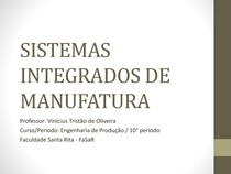 4 Tecnologias CIM