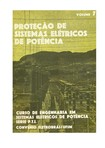 MELLO, F. P.   Proteção de Sitemas Elétricos de Potência