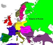Europa 1871