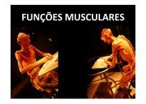 Funções Musculares