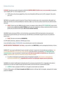 Resumo Orçamento na Constituição Federal