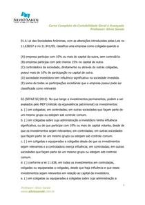 30-Contabilidade Geral e Avançada   Silvio Sande
