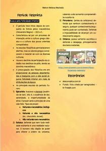 Resumo - Período Helenista - Pré-Vestibular