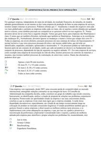 ADMINISTRAÇÃO DA PRODUÇÃO E OPERAÇÕES (1)