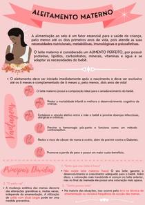 Plano Educativo - Aleitamento Materno