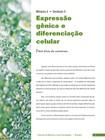 Expressão gênica e diferenciação celular