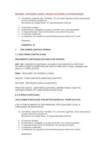 QUESTÕES ART 122