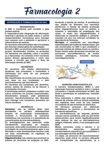 Resumo AP1- Farmacologia II