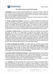 TGP - Nota de Aula 01 - Os Conflitos Sociais e suas formas de Solução - 2016.1