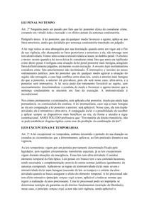 Lei Penal no Tempo e Leis Excpecionais e Temporárias (Arts. 2º e 3º do Código Penal)