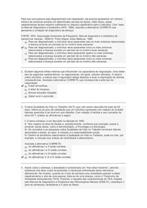 PSICOLOGIA ORGANIZACIONAL DO TRABALHO 2