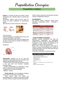 Propedêutica Urológica