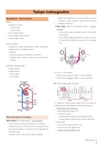 Resumo II - Fisiologia SCV