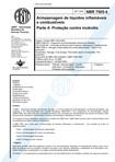 NBR 7505 - Armazenagem de liquidos inflamaveis e combustiveis - Parte 4 Protecao contra incendio