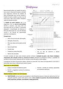 AULA 3- Partograma