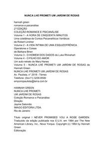 NUNCA+LHE+PROMETI+UM+JARDIM+DE+ROSAS