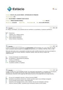 AV2 - METODOLOGIA DA PESQUISA (HUMBERTO)