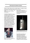 A revolução dos telefones celulares  - INOVAÇÃO E TECNOLOGIA - MINHA NOTA FOI 8,0
