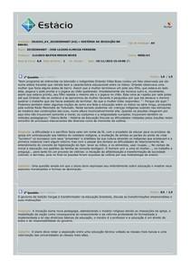 avaliação h. educação AV 2015