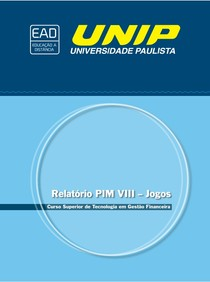 Relatório PIM VIII - Jogos Empresariais