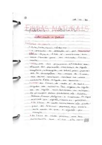 Fibras naturais- Caule e folha