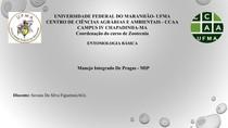 Manejo integrado de pragas-entomologia