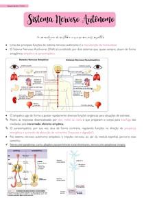 Farmacologia do Sistema Nervoso Parassimpático