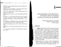 Conjugalidades contemporâneas (Féres-Carneiro, 2010)