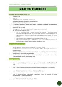 Semio Geral - Cardio + Respiratória + Neuro + Endocrino + TGI + Urinário + Dermato