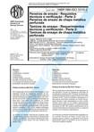 NBR NM ISO 3310 2   1997   Peneiras de Ensaio
