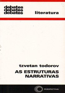 TODOROV, Tzvetan - As Estruturas Narrativas