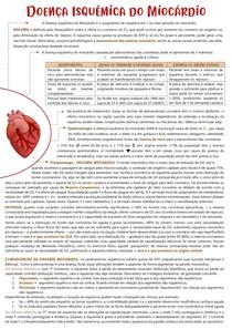 Doença Isquêmica miocárdica