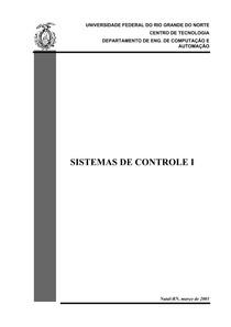 Controle I   Apostila