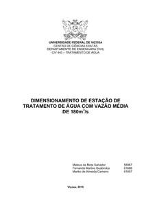 Apostila - Dimensionamento ETA