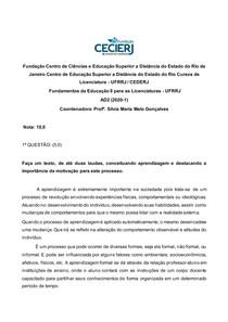 AD2 FUNDAMENTOS II 2020-1
