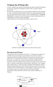 Número de Elétrons (e)