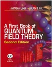 A First Book of Quantum Field Theory [Lahiri Pal]