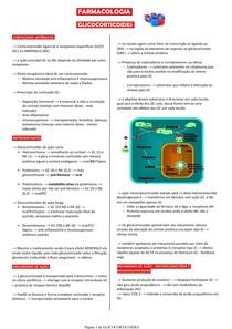 Farmacologia - Glicocorticoides