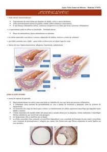 Histo - Aterosclerose