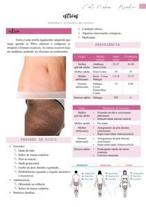 Estria (características, classificação e tratamento) - Estética