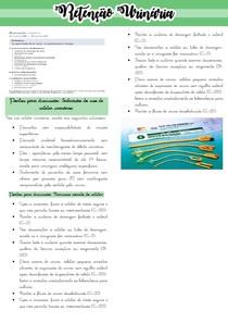 Retenção Urinária - Clínico 1