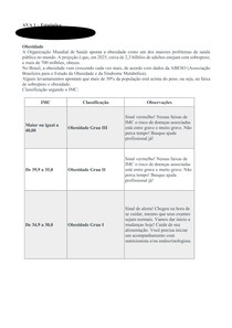 AVA 1 Estatística - Online UVA