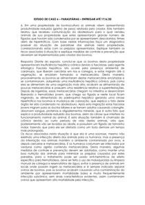 RESPOSTA PARASITÁRIAS ESTUDO DE CASO 6