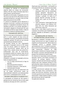 vírus da imunodeficiência humana e gestação