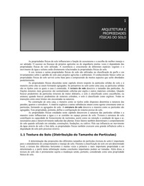 Física do Solo - Prof. Doutor Alvaro Pires da Silva