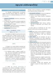 Infecções cardiovasculares (diagnóstico laboratorial) - Bacteriologia Clínica